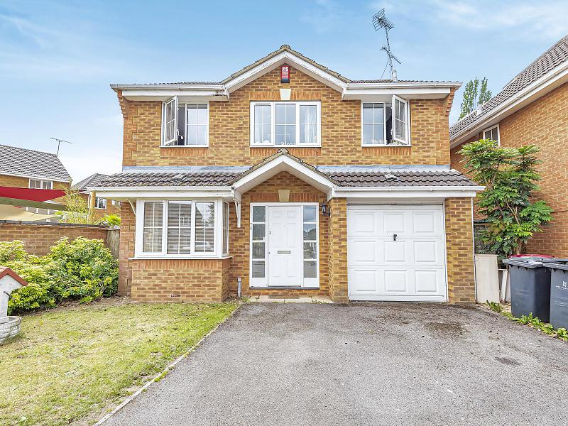 Edenham Crescent, Reading, RG1 6HU