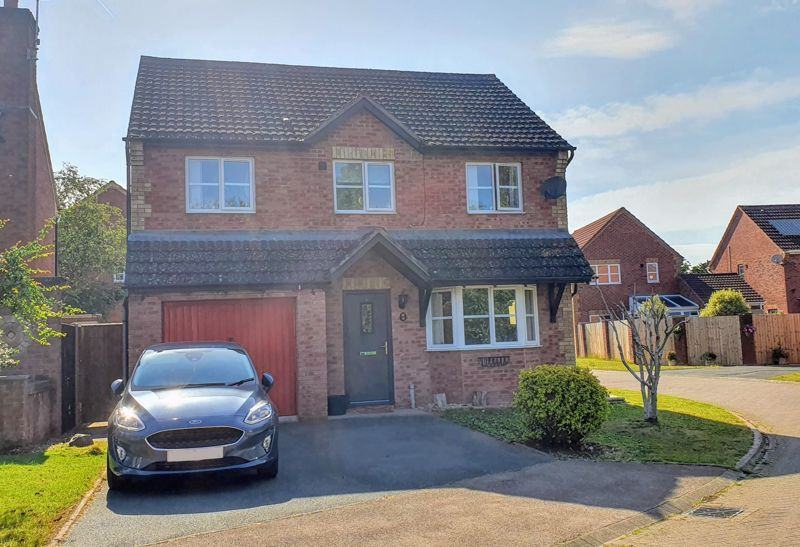 St Clares Court, Lower Bullingham , Hr2 6px