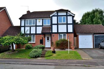 Egremont Drive, Lower Earley, Reading