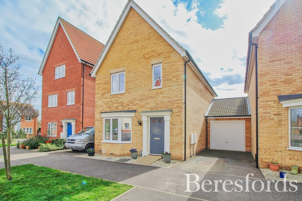 Jackdaw Drive, Stanway, Colchester, Essex, CO3
