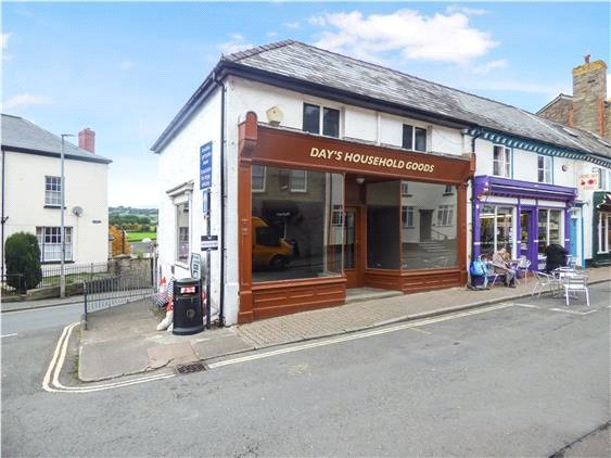 Castle Street, Hay-On-Wye, Powys