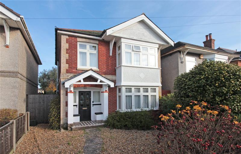 Grove Road West, Christchurch, Dorset, BH23