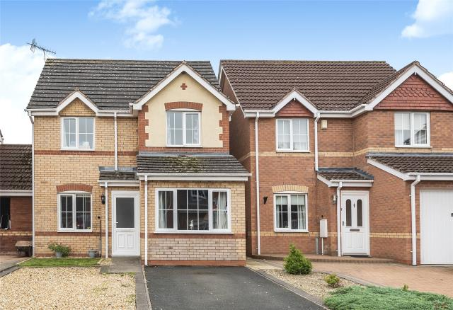 Swan Drive, Droitwich, Worcestershire, WR9