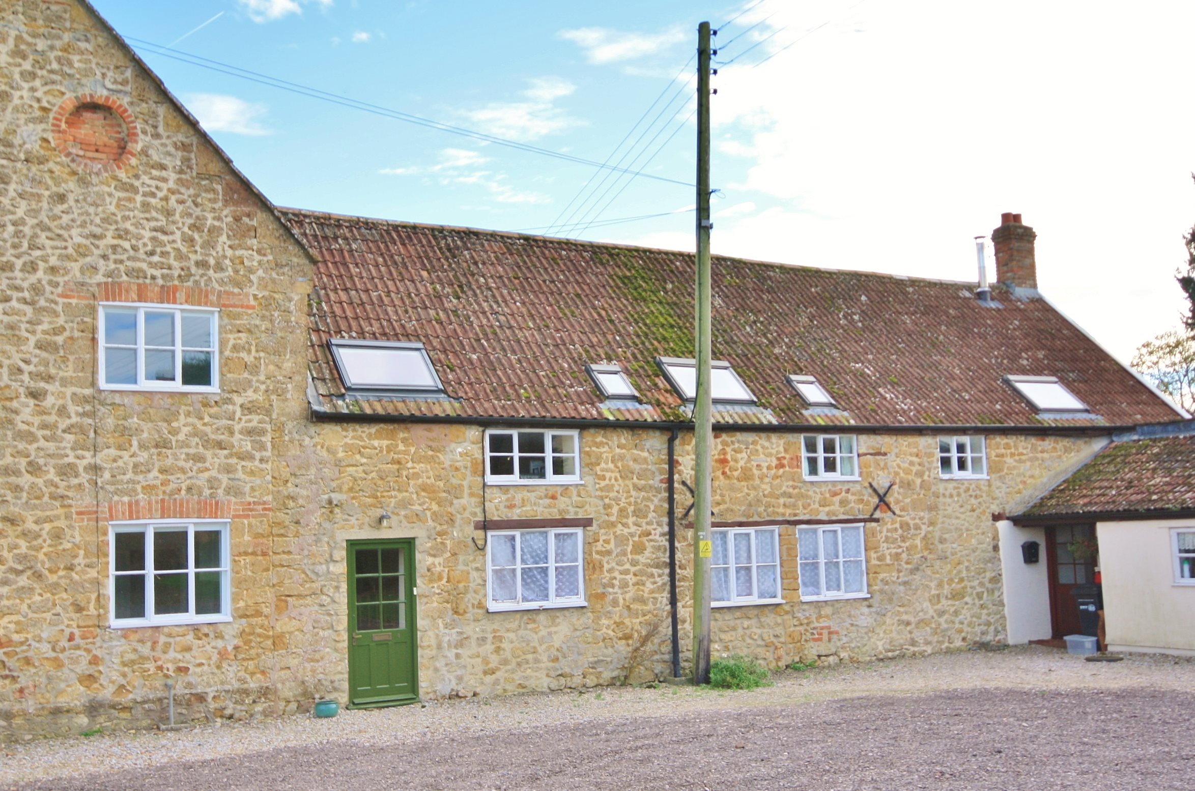 Collins Farm, Horton Cross, Ilminster