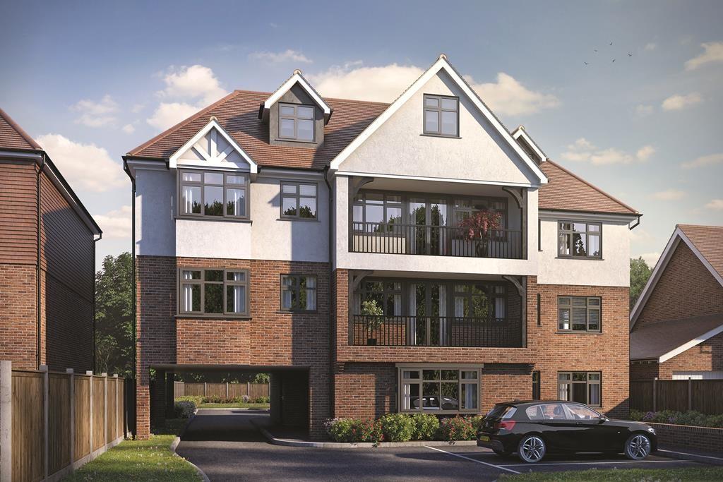 Plot 1, Riviera Court, Hall Lane, Upminster, Essex, RM14