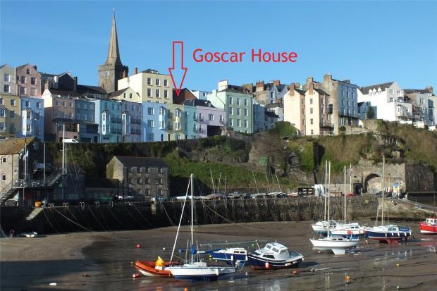 Goscar House, Crackwell Street, Tenby, Pembrokeshire