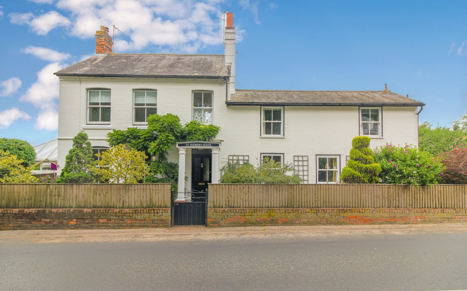 Chapel Road, Fingringhoe, Colchester, Essex, CO5