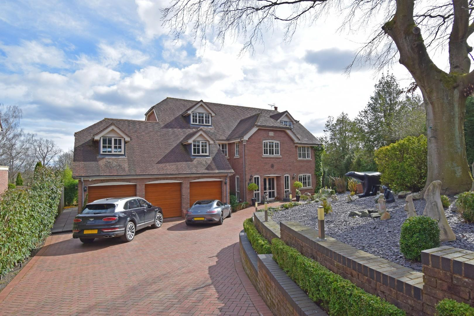 Bilberry Grange, 26 Fiery Hill Road, Barnt Green, B45 8LG