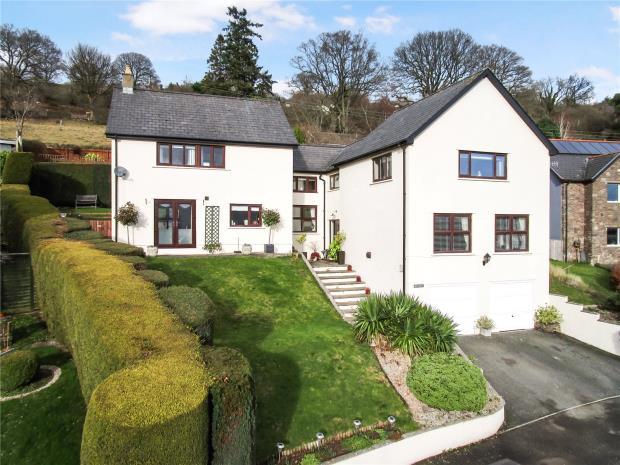 Springbank Close, Bwlch, Brecon, Powys