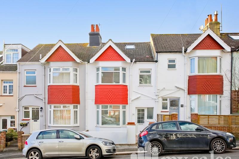 Stanmer Villas, Brighton, East Sussex. BN1 7HN