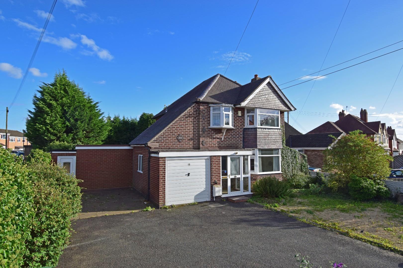 12 Woodrow Lane, Catshill, Worcestershire, B61 0PS