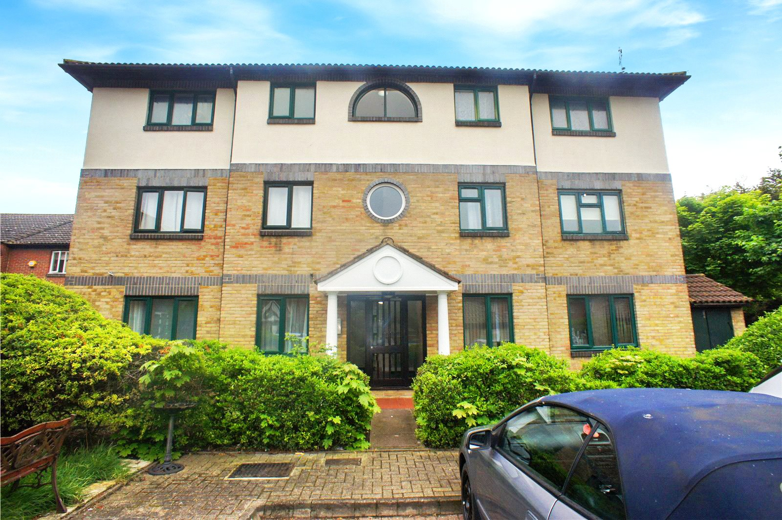 Courtauld Close, Thamesmead, London, SE28