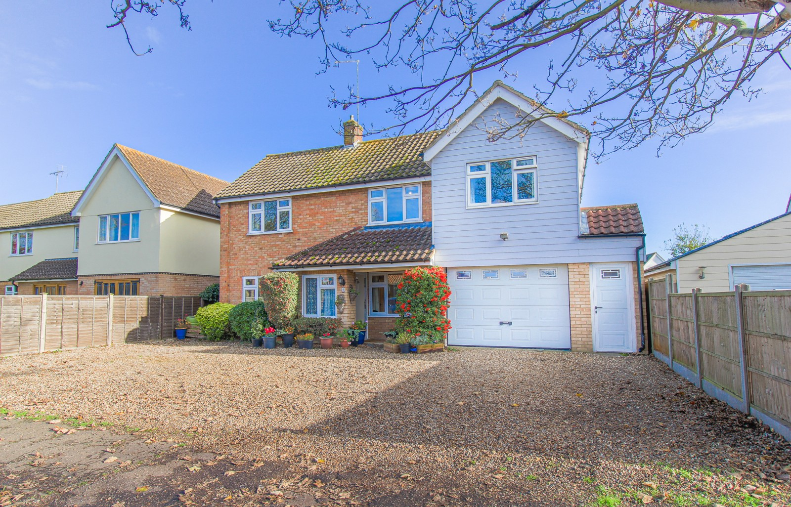 Seaview Avenue, West Mersea, Colchester, Essex, CO5