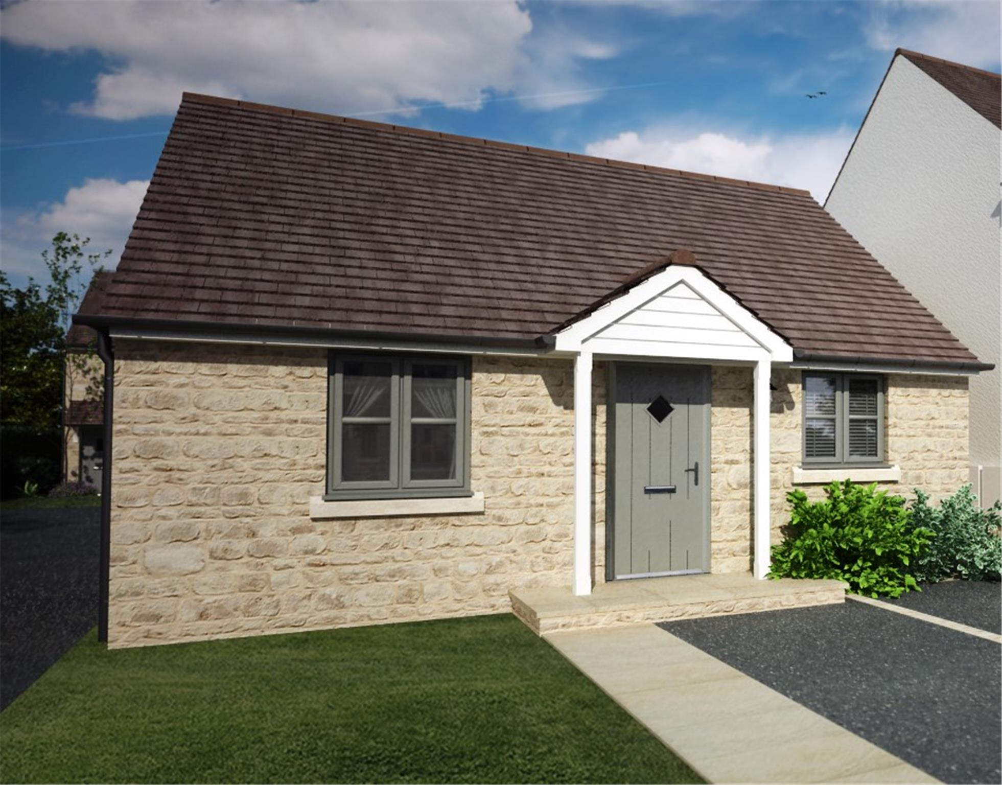 Plot 9, The Charlbury, Blunsdon Meadow, Swindon SN25
