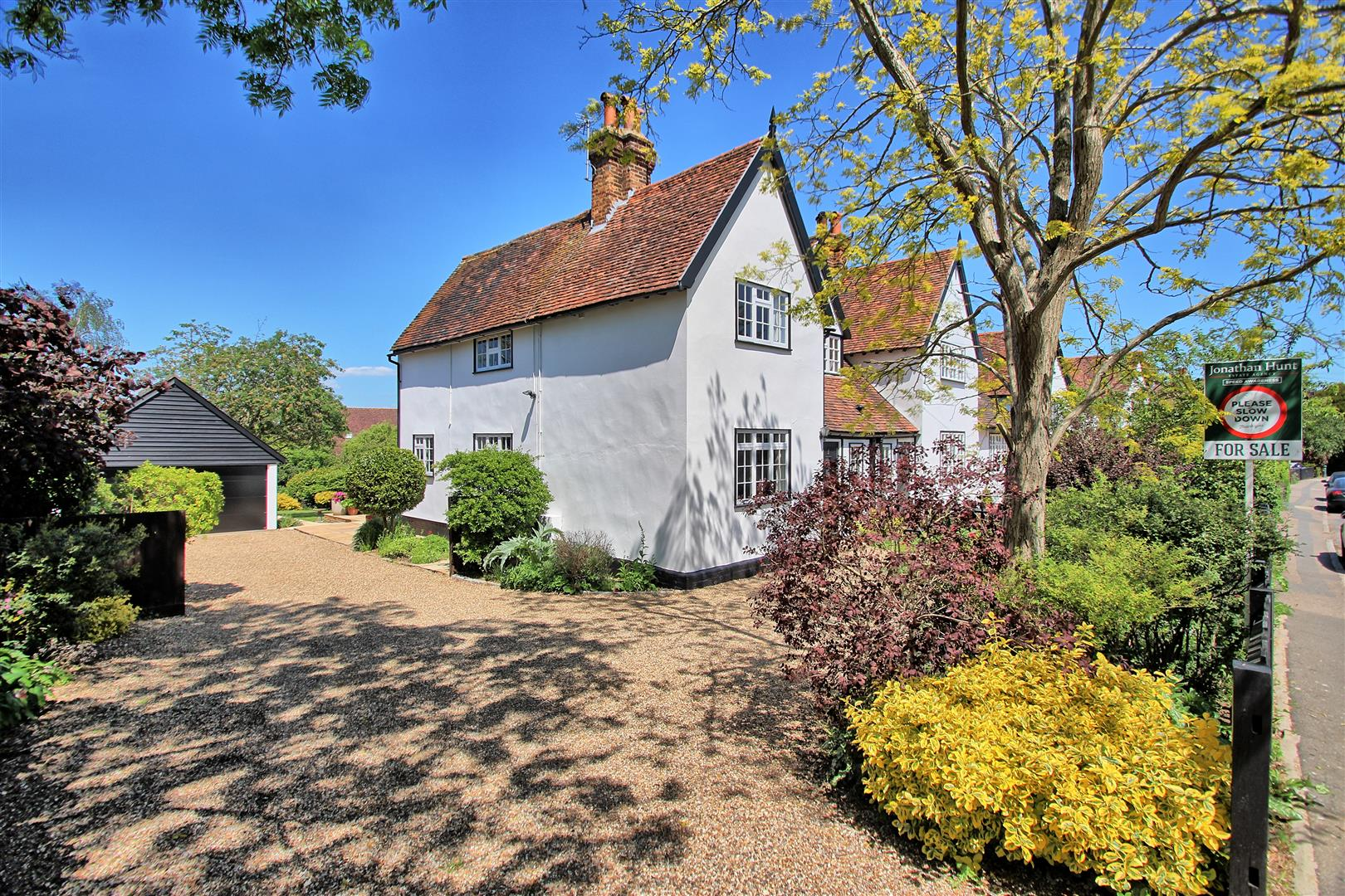 HIGH STREET, HUNSDON - BEAUTIFUL PERIOD HOME