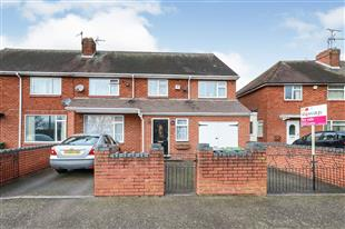 Whittall Drive West, Kidderminster, DY11