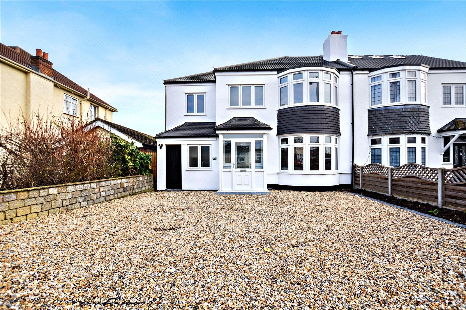 Arbuthnot Lane, Bexley, Kent, DA5