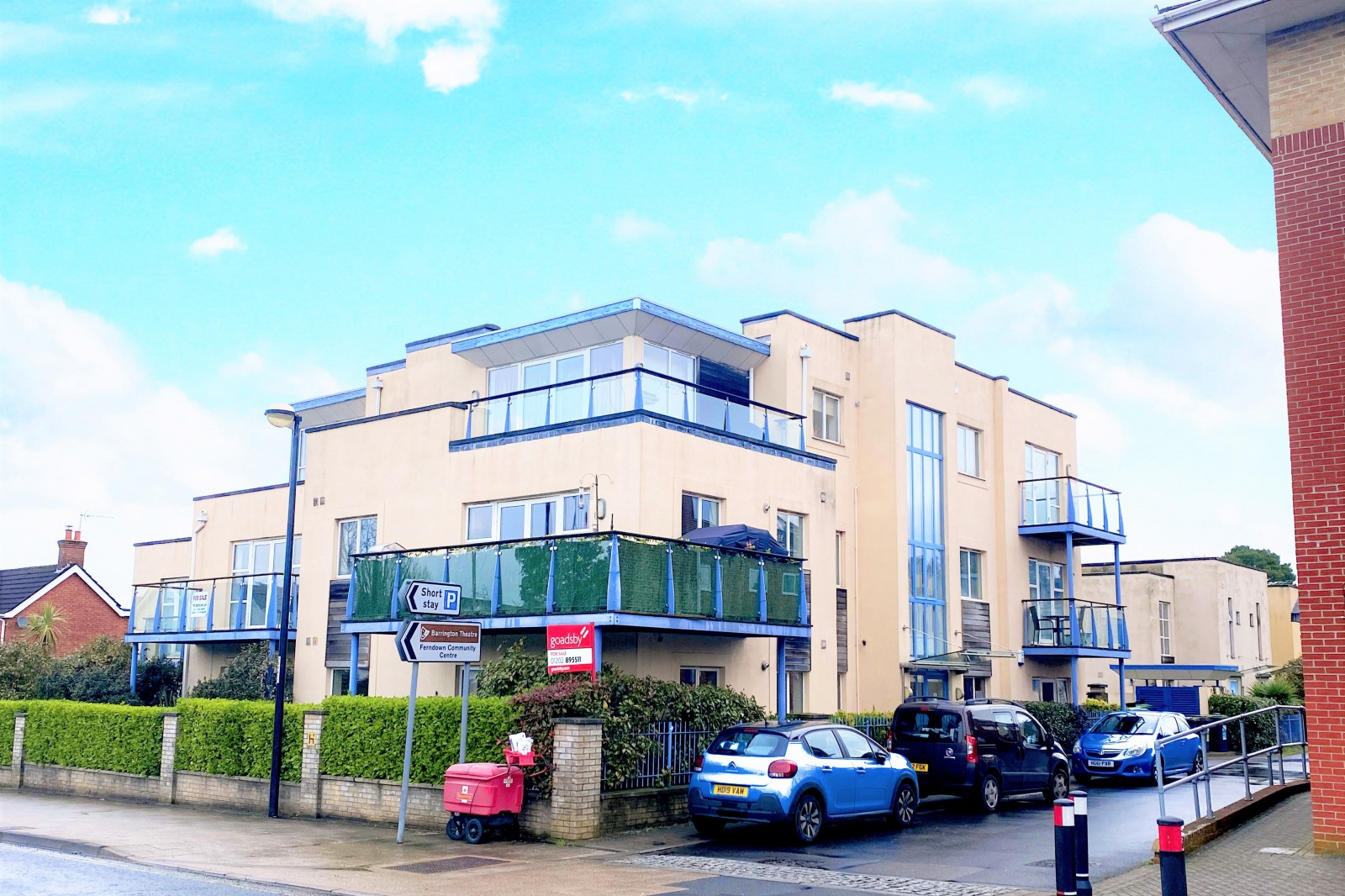 Ferndown Town Centre