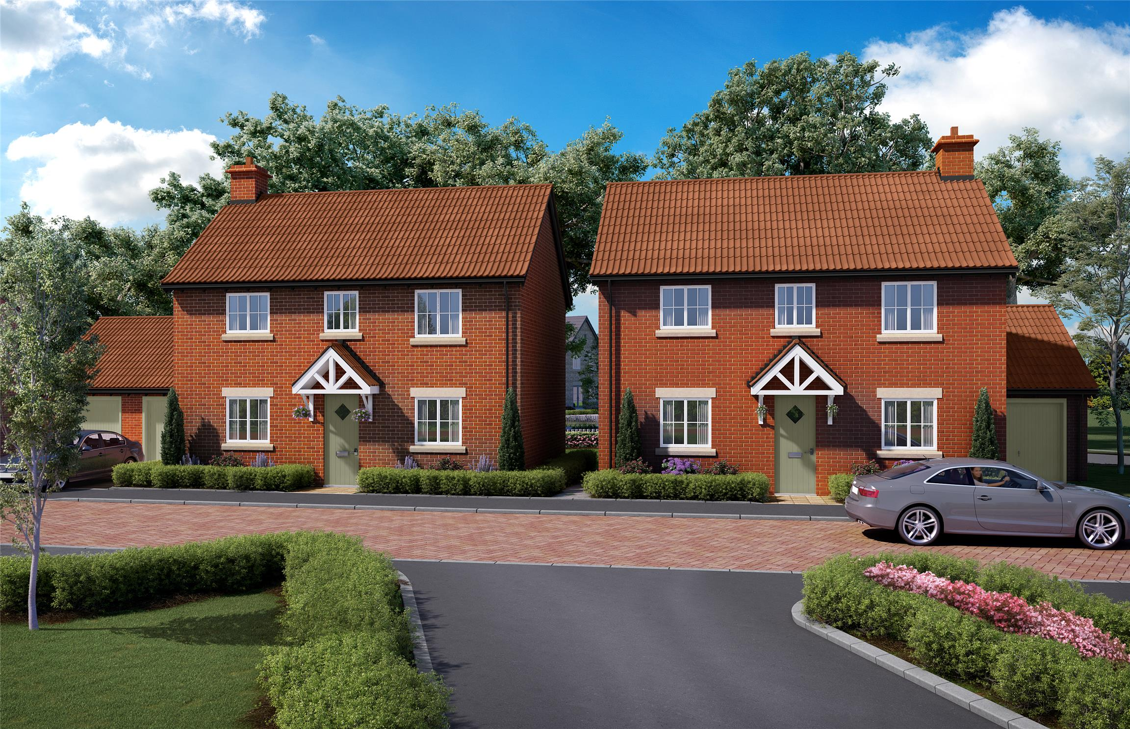 Showhome Opening - Harford Place, Rangeworthy, Bristol BS37