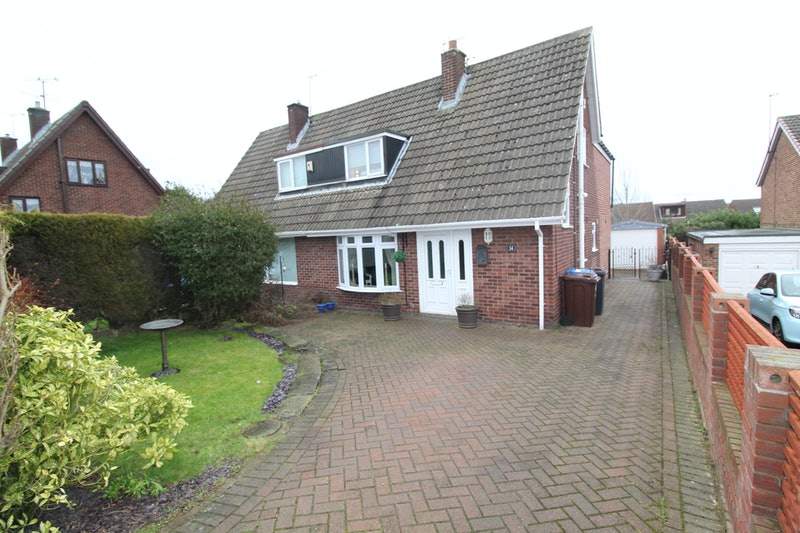 Moorwoods Avenue, Sheffield, South Yorkshire, S35