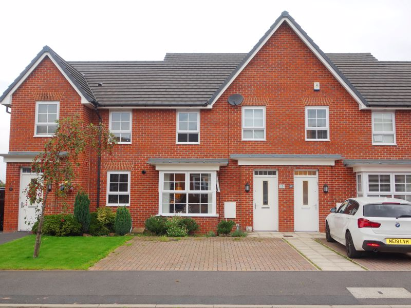 Rayleigh Close, Radcliffe, M26 1rl