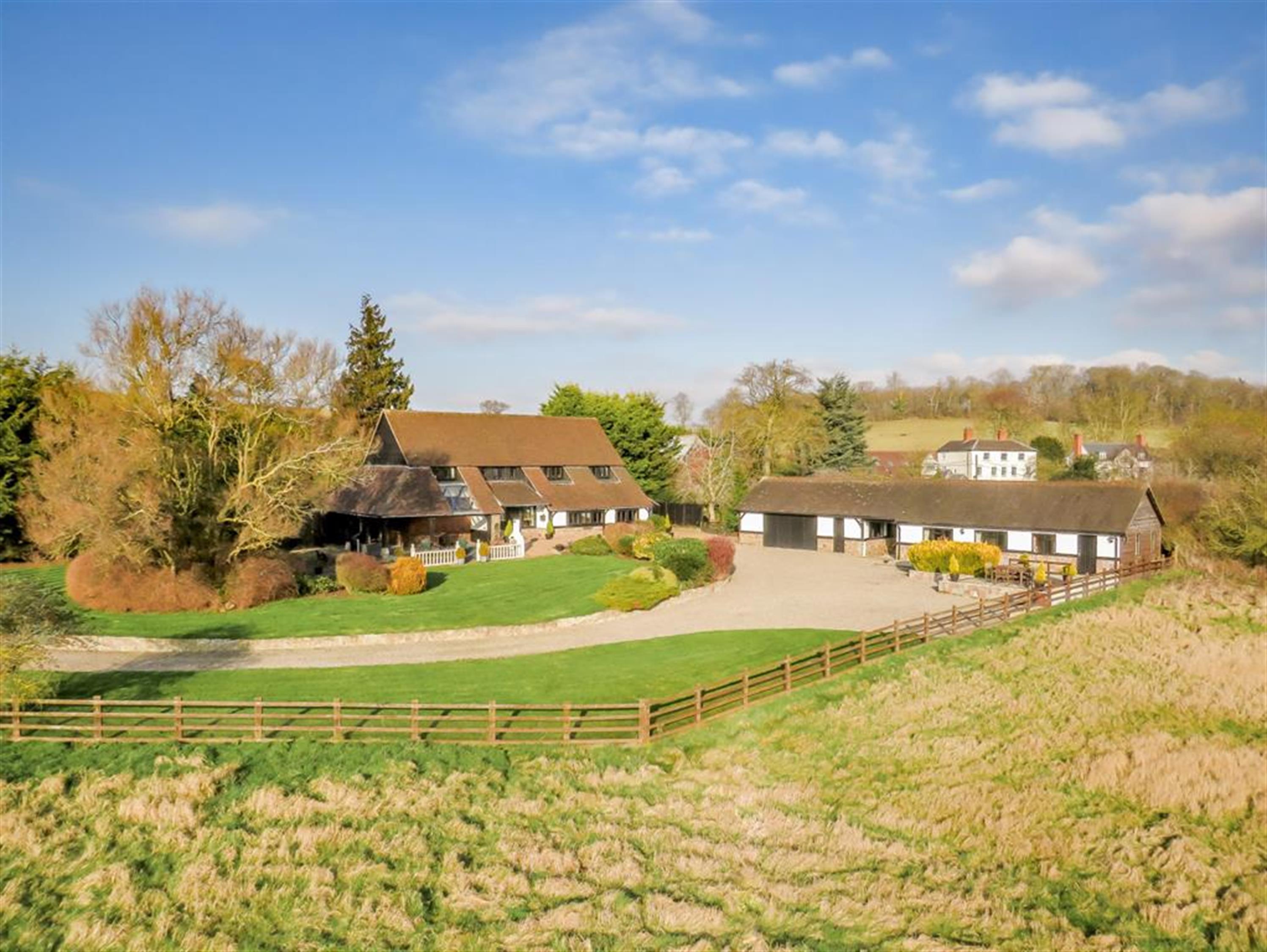 Brinsop Barn, Stretton Grandison, Ledbury, HR8 2TS