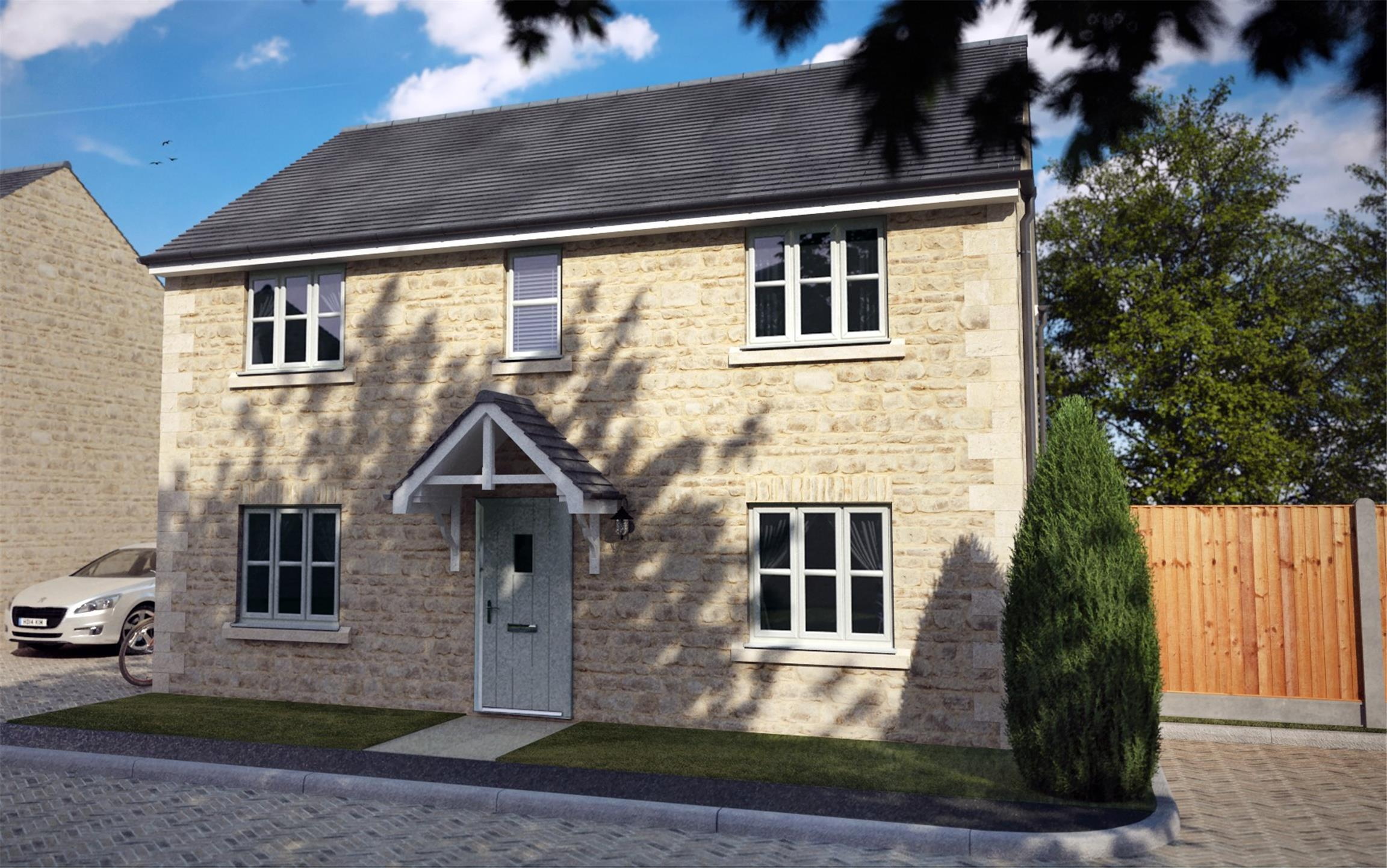 Plot 32, Hares Chase, Swindon SN6