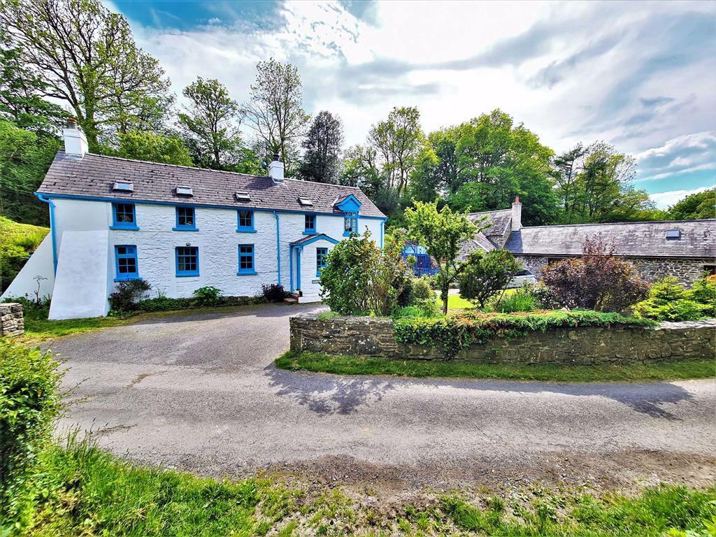 Llangwyryfon, Aberystwyth
