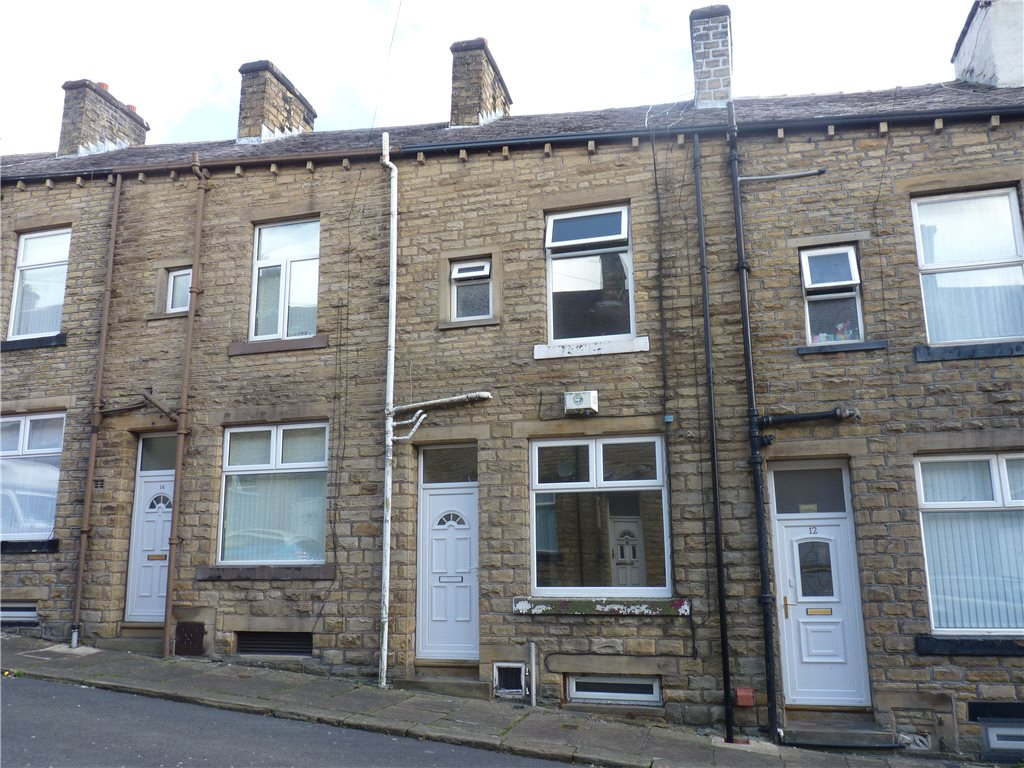 Sladen Street, Keighley, West Yorkshire