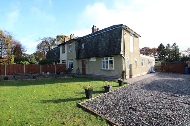 Corner Cottage, Grange Park Road, Orton Grange, Carlisle, Cumbria