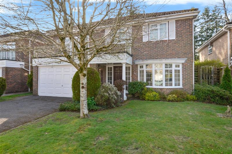 Sarum Avenue, West Moors, Ferndown, Dorset, BH22