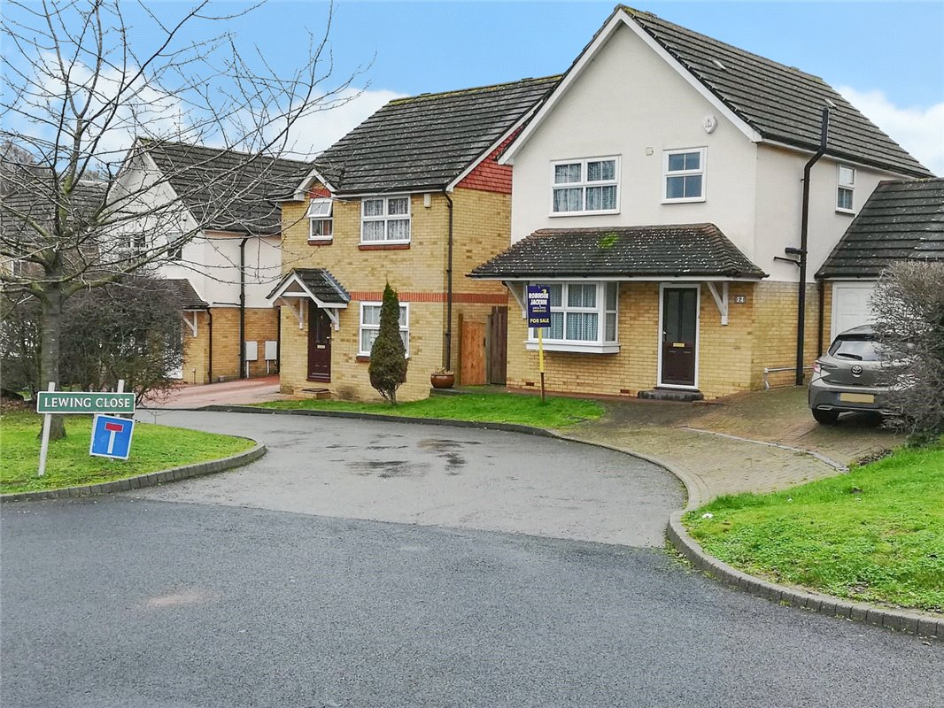 Lewing Close, Crofton, Orpington, Kent, BR6