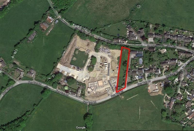 Land Adjacent To Shepherds Walk, New Yatt Road, North Leigh, OX29