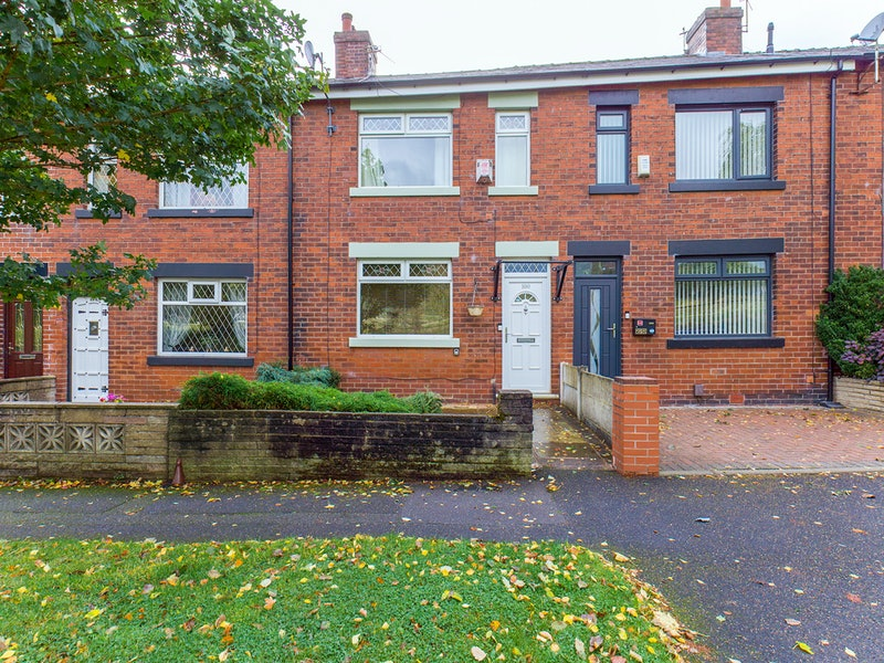 Wolverton Avenue, Oldham, Greater Manchester, OL8