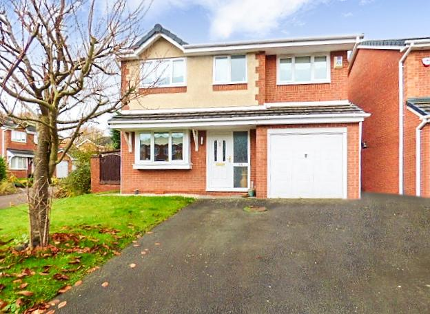 39 Wensleydale Close, Whittle Hall, Warrington, WA5 3HZ