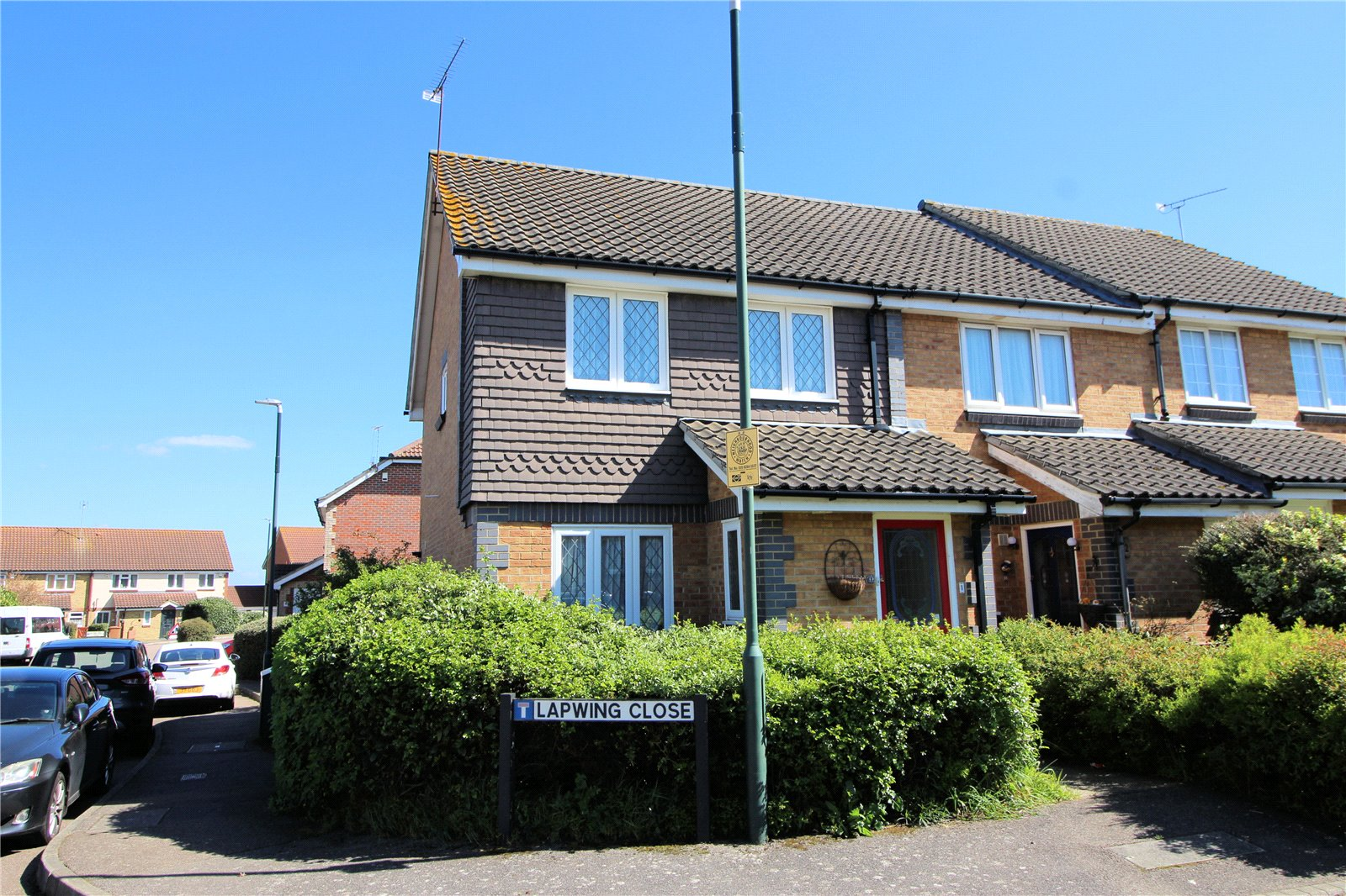 Lapwing Close, Howbury Park, Slade Green, Kent, DA8