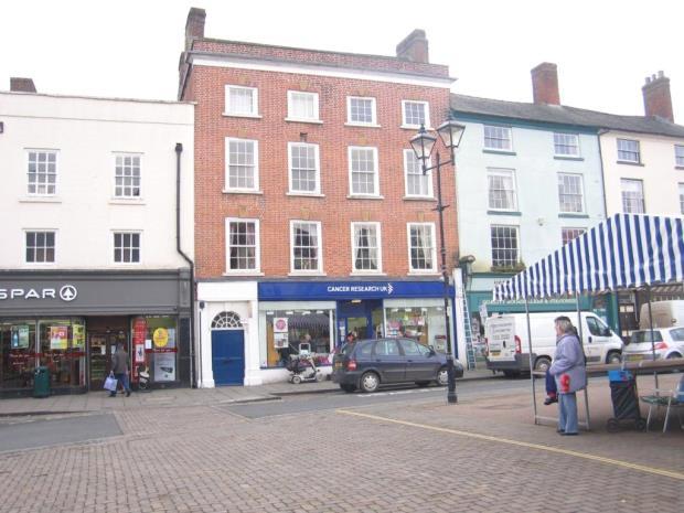 Castle Street, Ludlow, Shropshire