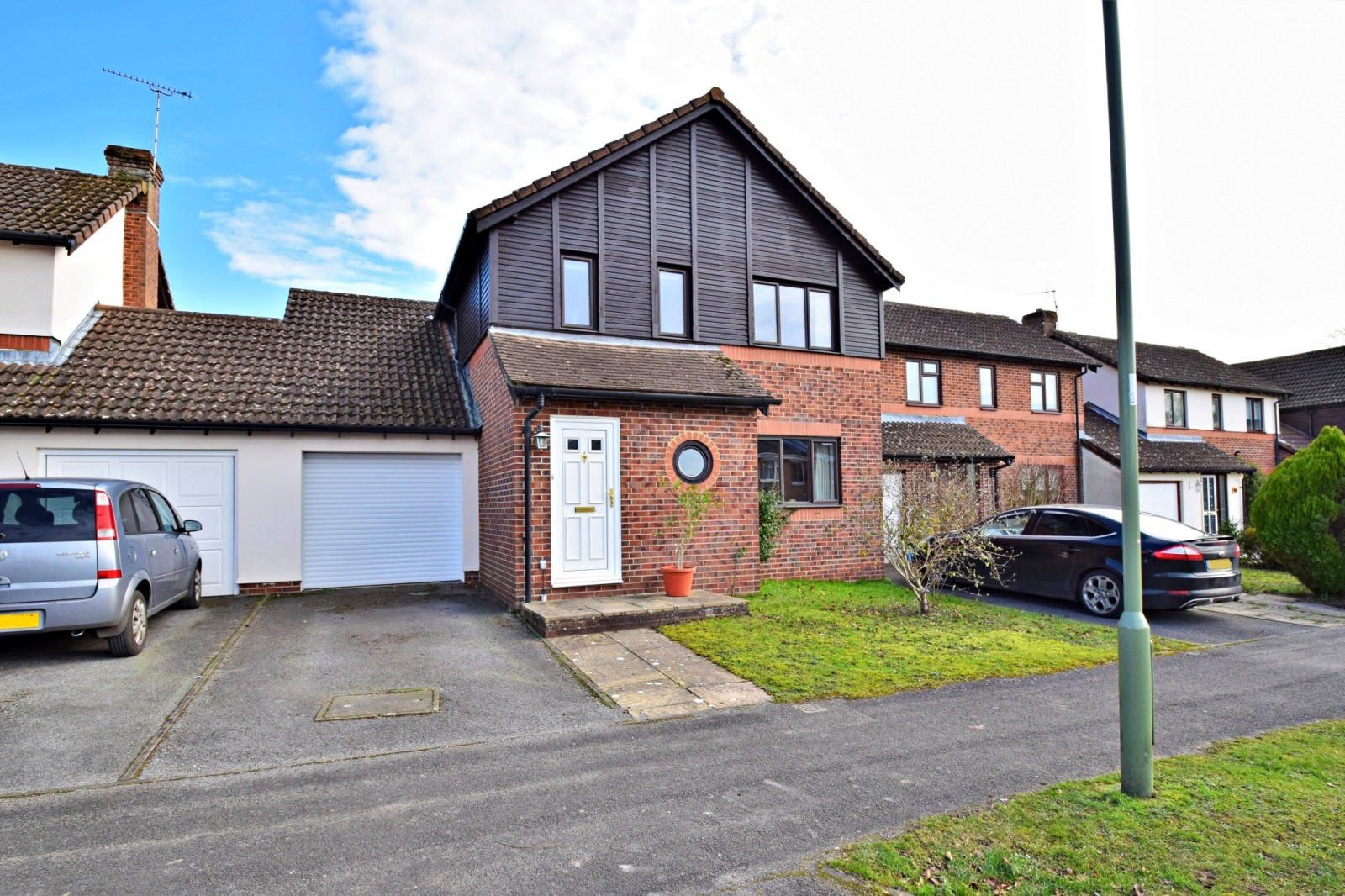 42 Campion Way, Kings Worthy, Winchester SO23 7QP
