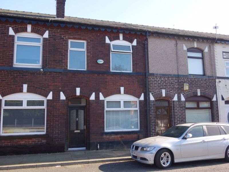 Let Agreed - 3 Bed Terrace - Lever Street, Radcliffe