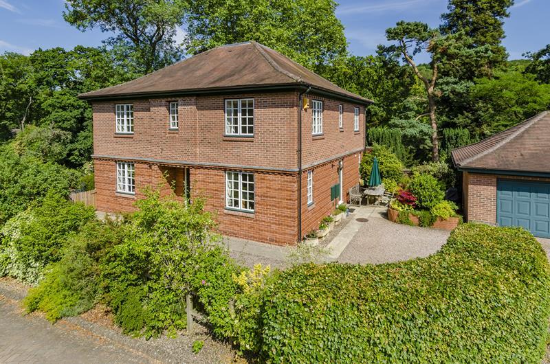 Upper Hall Estate, 1 Cedar Court, Ledbury
