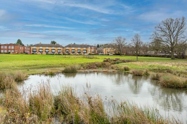 McCabe Place, Headington, Oxford, Oxfordshire