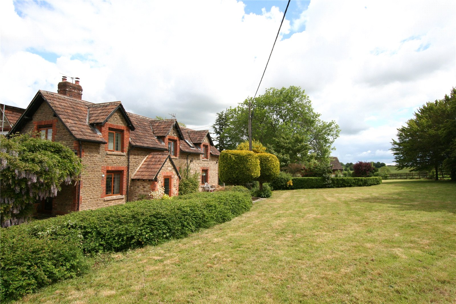 Cherry Tree Cottage, 26 Spirthill, Calne, Wiltshire