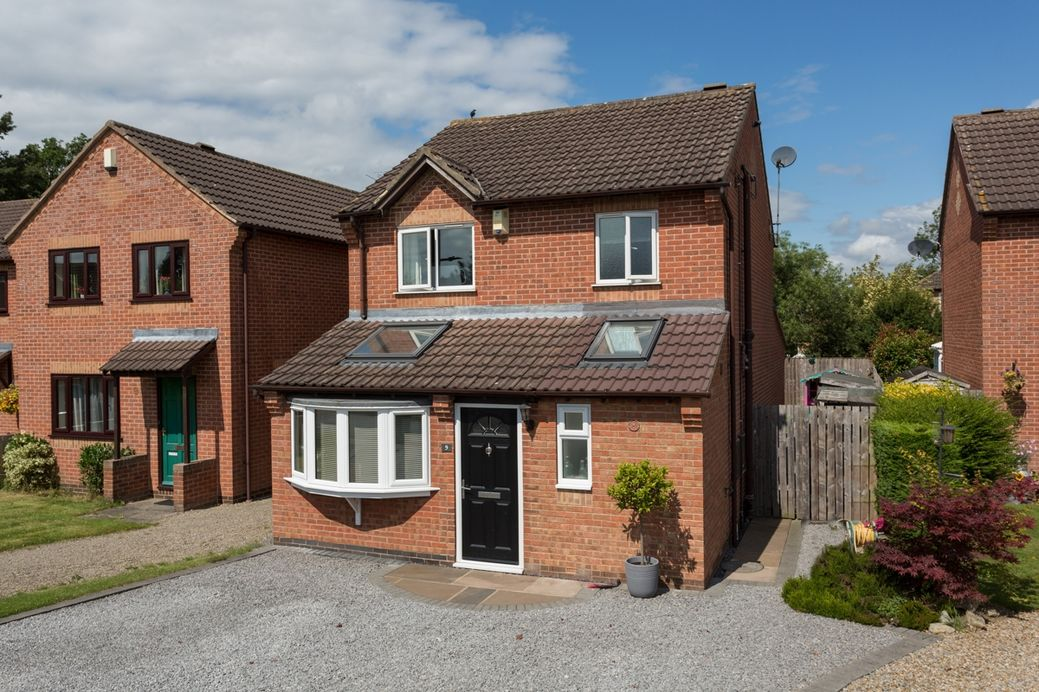 Wood Close, Strensall, York, YO32