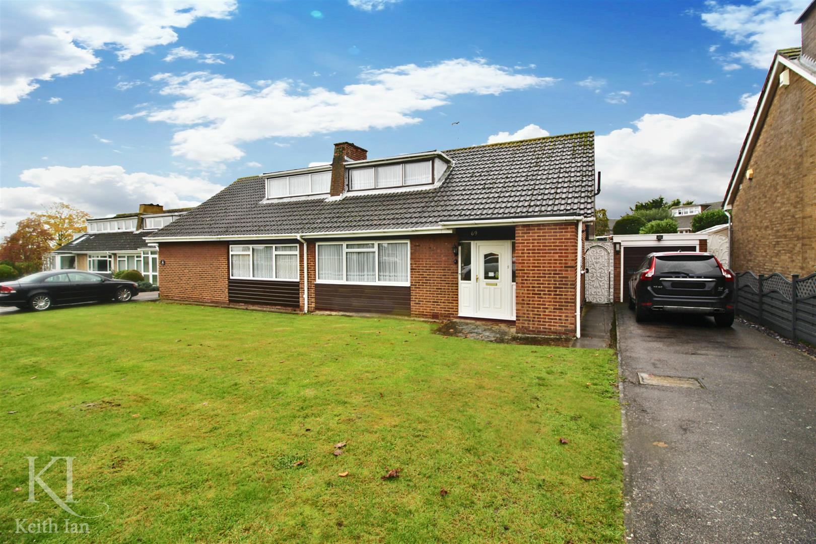 Holbeck Lane, Cheshunt - 2 Bedroom Chalet Bungalow With Lots Of Potential To Extend