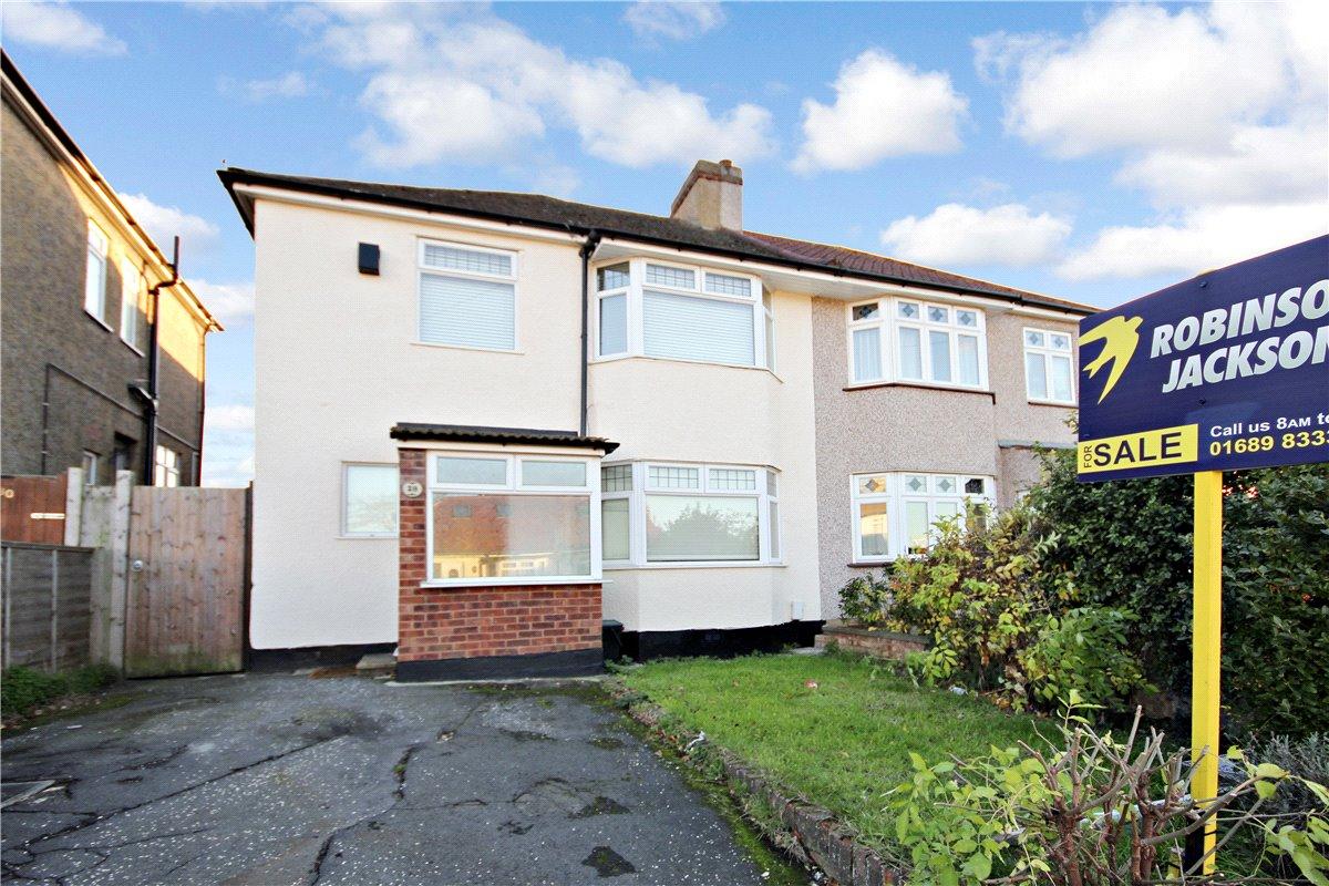 Chalk Pit Avenue, Orpington, Kent, BR5