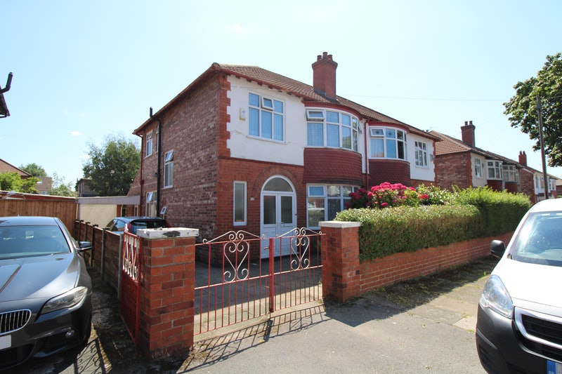 Coleridge Road, Manchester, Greater Manchester, M16