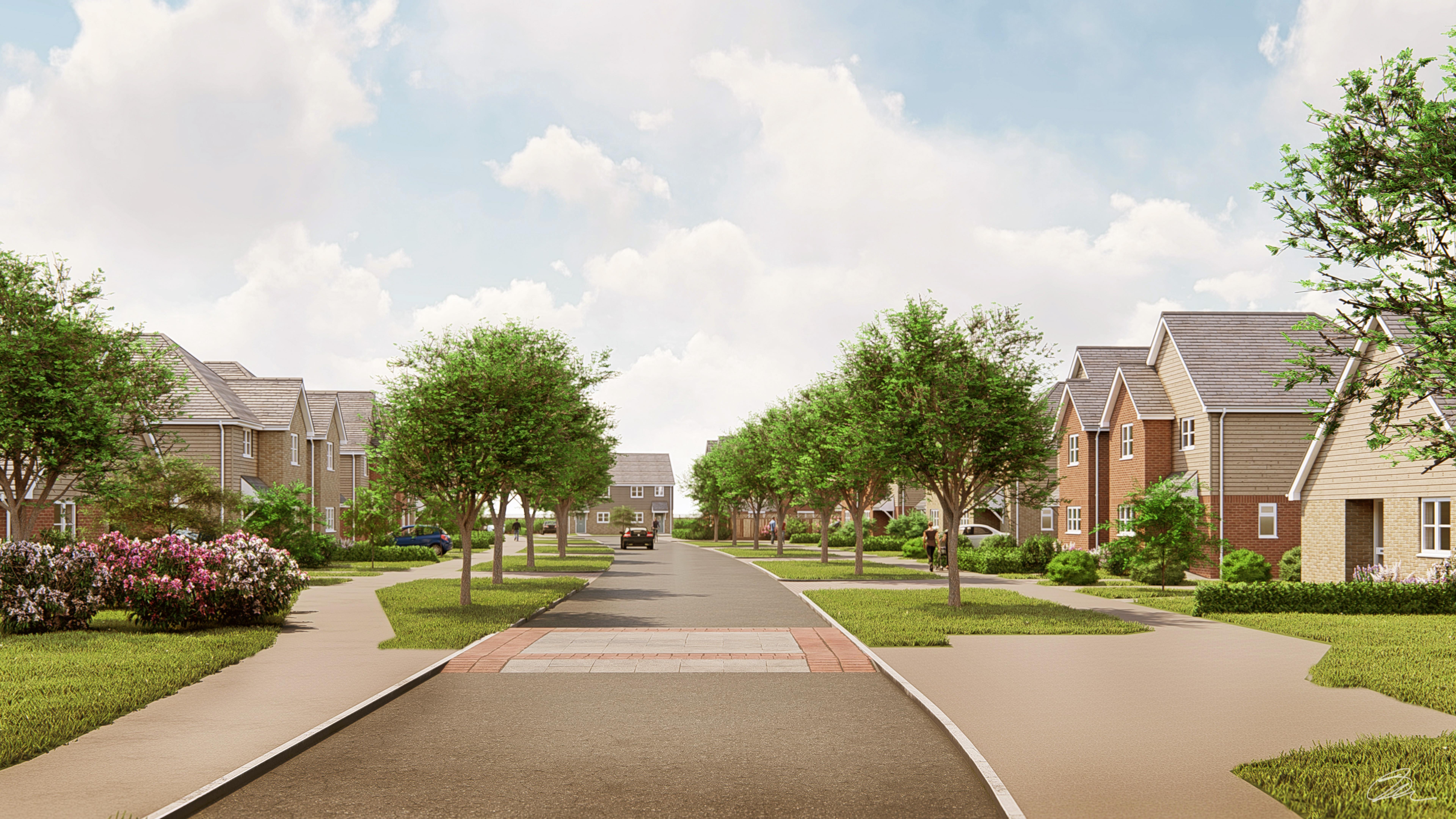 Ash Lane, Newport