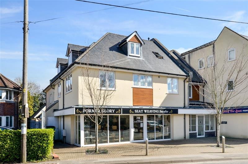 Centenary Place, 208 Station Road, West Moors, Ferndown, BH22