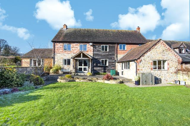 Diddlebury, Craven Arms, Shropshire, SY7