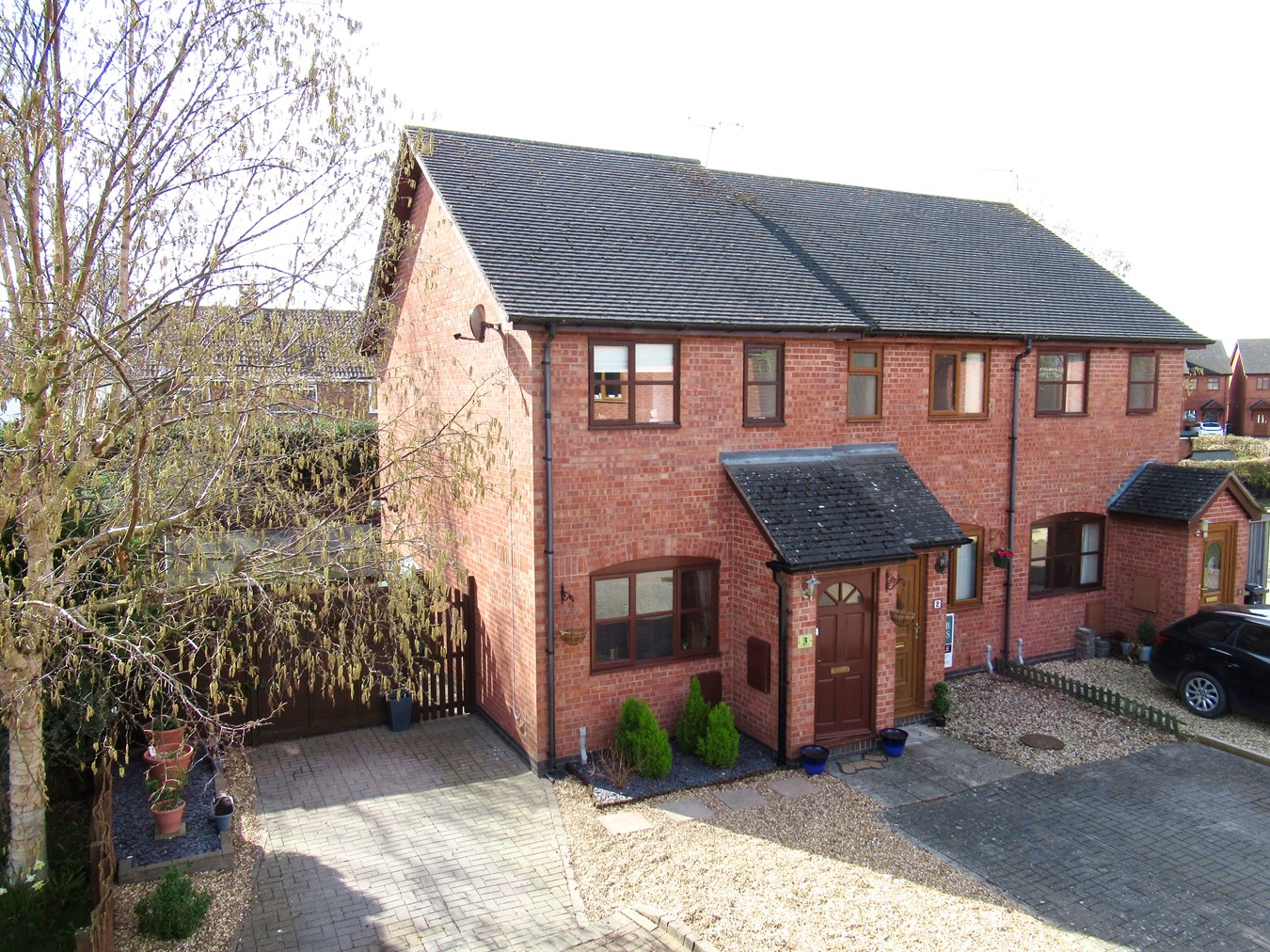 The Willows, Lower Bullingham, Hereford, HR2